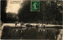 La Genevraye - Ecluse de Berville  - La Genevraye