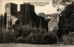 Ancienne Abbaye de Preuilly - Vue d'Ensemble  77 Seine et Marne