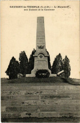 Savigny-le-Temple - Le Monument aux Enfants de la Commune  - Savigny-le-Temple