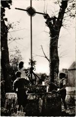 La Houssaye-en-Brie - La Croix Saint-Jacques  - La Houssaye-en-Brie