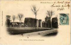 Blandy-les-Tours - Chateau de Blandy-les-Tours  - Blandy