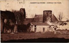 Blandy-les-Tours - Interieur des Tours  - Blandy