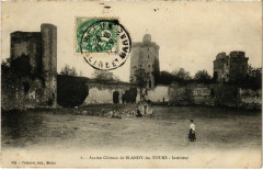 Blandy-les-Tours - Ancien Chateau - Interieur  - Blandy