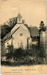 Pomponne - Eglise Vue de Face  - Pomponne