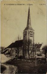 Saint-Pierre-les-Nemours - L'Eglise  - Saint-Pierre-lès-Nemours