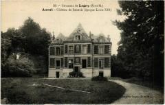 Annet - Chateau de Sannois - Environs de Lagny  77 Seine et Marne