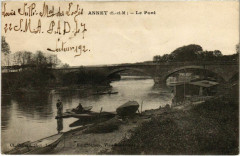 Annet - Le Pont  77 Seine et Marne