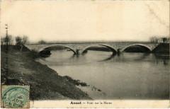 Annet - Pont sur la Marne  77 Seine et Marne