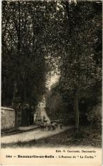 Dammartin-en-Goele - L'Avenue de La Corbie  - Dammartin-en-Goële