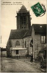 Sourdun - Le Clocher  - Sourdun