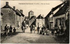 Chalautre-La-Grande Rue du Corneau - Chalautre-la-Grande