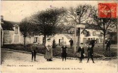 Limoges-Fourches La Place - Limoges-Fourches