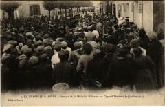 La Chapelle-la-Reine Remise de la Médaille Militaire au C. Duvivier - La Chapelle-la-Reine