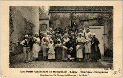 Les Petits Chanteurs de Dampart- Lagny - Thorigny - Pomponne - Pomponne