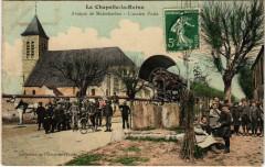 La Chapelle-la-Reine Avenue de Malesherbes Lancien Puits - La Chapelle-la-Reine