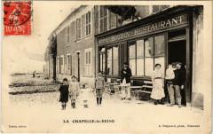 La Chapelle-la-Reine Café Boudin Restaurant - La Chapelle-la-Reine