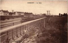 Cesson - La Gare - Cesson