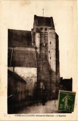 Grez-sur-Loing - L'Eglise - Grez-sur-Loing