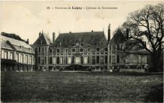 Env. de Lagny - Chateau de Guermantes - Guermantes
