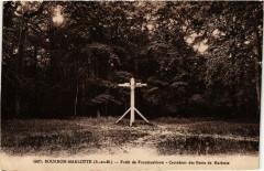Bourron-Marlotte - Foret de Fontainebleau - Carrefour - Bourron-Marlotte