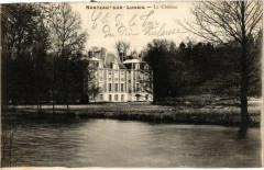 Nanteau-sur-Lunain - Le Chateau - Nanteau-sur-Lunain