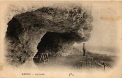 Nandy - La Grotte - Nandy