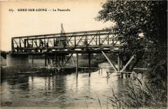 Grez-sur-Loing - La Passerelle - Grez-sur-Loing