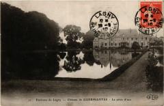 Env. de Lagny - Chateau de Guermantes - La piece d'eau - Guermantes