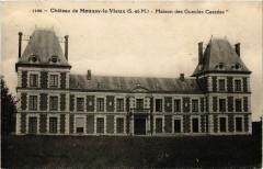 Chateau de Moussy-le-Vieux - Maison des Gueules Cassées - Moussy-le-Vieux