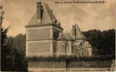 Le Chateau de Moussy-le-Vieux - Moussy-le-Vieux