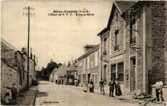Sivry-Courtry - L'Hotel des P.T.T. - Route de Melun - Sivry-Courtry