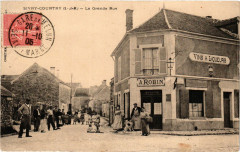 Sivry-Courtry - La Grande Rue - Sivry-Courtry