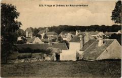 Village et Chateau de Moussy-le-Vieux - Moussy-le-Vieux