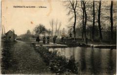 Bagneaux-sur-Loing - L'Ecluse - Bagneaux-sur-Loing