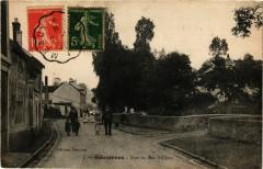 Gouvernes - Rue du Bas-Villiers - Gouvernes