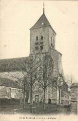 Le Vaudoue - L'Eglise - Le Vaudoué