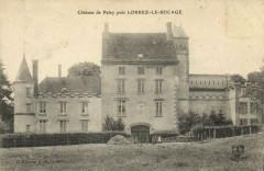 Chateau de Paley pres Lorrez-Le-Bocage - Paley