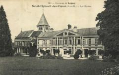 Saint-Thibault des Vignes Le Chateau - Saint-Thibault-des-Vignes