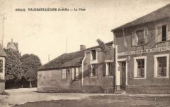 Ville-Saint-Jacques - La Place - Ville-Saint-Jacques