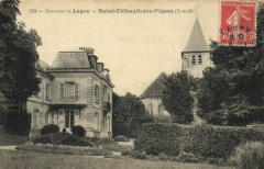 Env. de Lagny - Saint-Thibault-des Vignes - Saint-Thibault-des-Vignes