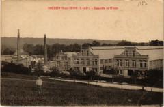 Bonnieres-sur-Seine Ensemble de l'Usine - Bonnières-sur-Seine