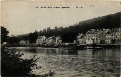 Bougival Quai Sganzin - Bougival