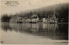 Crue de la Seine Bougival Les Coteaux - Bougival