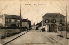 Acheres Rue de St-Germain - Achères