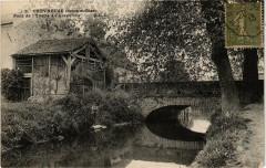 Chevreuse Pont de l'Yvette a l'Abreuvoir - Chevreuse