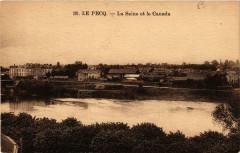Le Pecq La Seine et le Canada - Le Pecq