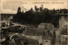 Montfort-L'Amaury Vue des Tours - Montfort-l'Amaury