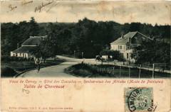 Vallée de Chevreuse Vaux de Cernay - Hotel des Cascades - Chevreuse