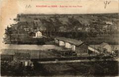 Bonnieres-sur-Seine Panorama des deux Ponts - Bonnières-sur-Seine