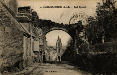Montfort-L'Amaury Porte Bardoul - Montfort-l'Amaury